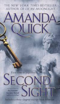image of Second Sight: 1 (Arcane Society Novel)