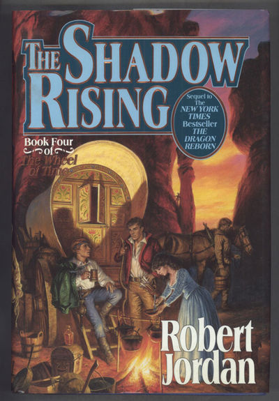 New York: Tor, 1992. Octavo, boards. First edition. Book four of