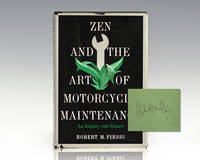 image of Zen and the Art of Motorcycle Maintenance: An Inquiry into Values.