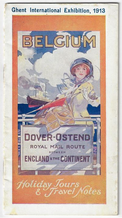 Bournemouth and London: W. Mate & Sons, 1913. Softcover. Very good. Travel brochure/booklet. 8.25 x ...