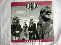 Hero, Anytime / Runaway 7' 45rpm