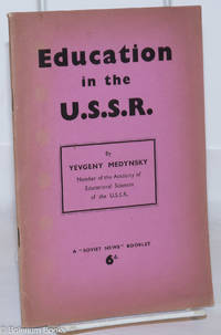 image of Education in the USSR