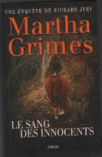 image of Le sang des innocents (Une enquête de Richard Jury)