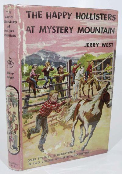 Garden City: Doubleday, 1954. Reprint. Red cloth binding. Dust jacket. VG+ (lean/light edgewear)/VG ...
