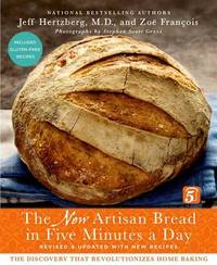 image of Artisan Bread in Five Minutes a Day: The New Artisan Bread in Five Minutes a Day