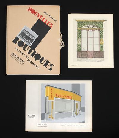 Paris: Albert Morance, 1925. In series