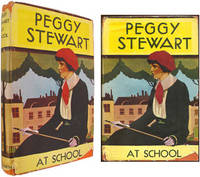 Peggy Stewart at School by  Gabrielle E Jackson - Hardcover - Reprint Edition - 1918 - from The Bookworm and Biblio.com