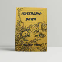Watership Down - SIGNED, DATED and INSCRIBED by the Author