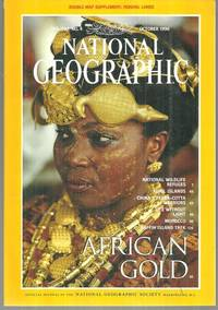 image of NATIONAL GEOGRAPHIC MAGAZINE OCTOBER 1996