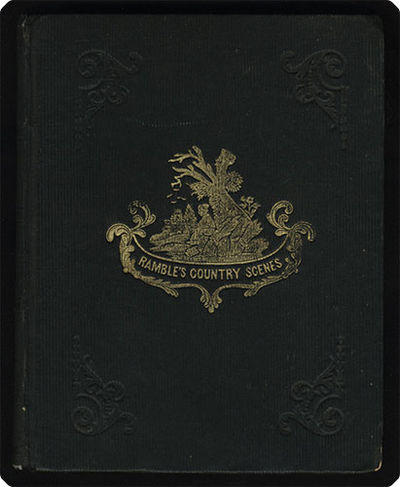 Philadelphia: Smith & Peck (pr. by Brown, Bicking & Guilbert; stereotyped by Murray & Joyce), 1841. ...