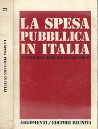 La spesa pubblica in Italia
