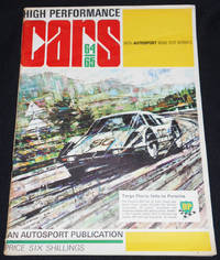image of High Performance Cars 1964-1965; Edited by Gregor Grant and John Bolster; Technical Drawings by Theo Page -- with Autosport Road Test Reports