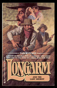 #161 LONGARM and the Lady Sheriff