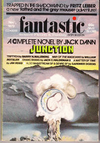 Fantastic Stories / Science Fiction and Fantasy, November, 1973