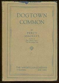 New York: Macmillan, 1921. Hardcover. Fine/Very Good. First edition. Fine in very good dustwrapper w...