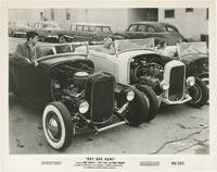image of Hot Rod Gang (Collection of 15 original photographs from the 1958 film)