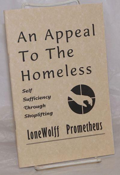 no place: LWDW Press, 1996. 30p., staplebound 8.5x5.5 inch wraps, untrimmed, a fine copy. Avoiding a...