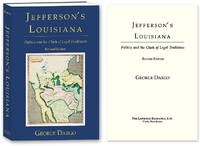 Jefferson's Louisiana: Politics and the Clash of Legal Traditions..
