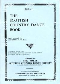 image of The Scottish Country Dance Book : Book 27