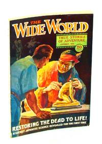 image of The Wide World Magazine - True Stories of Adventure, November [Nov.] 1922, Vol. 50, No. 295: Restoring the Dead to Life! - A Secret Japanese Science Revealed
