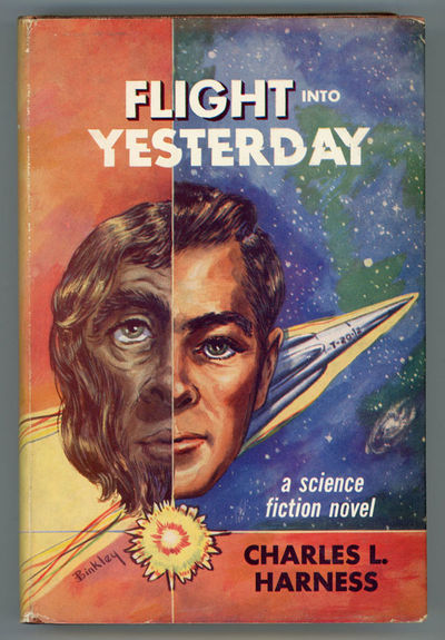 New York: Bouregy & Curl, 1953. Octavo, boards. First edition. The author's first book. A classic mo...