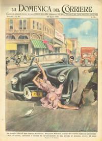 La Domenica del Corriere. Anno 51 n.35, 28 agosto 1949