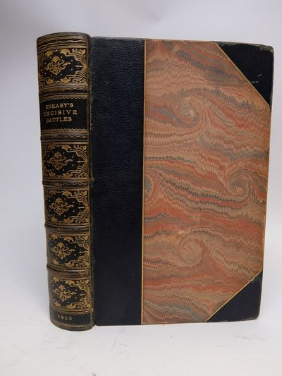 London: Bentley, 1853. hardcover. very good(+). 639 pages, 8vo, 3/4 black morocco, marbled boards, g...