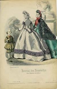 Fashion Prints : Journal Des Demoiselles