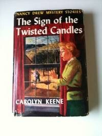 Nancy Drew Mystery Stories:  The Sign of the Twisted Candles