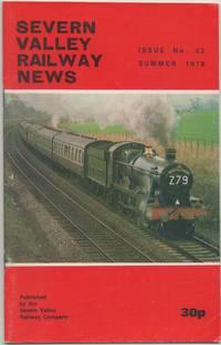Severn Valley Railway News Issue No.52 Summer 1979