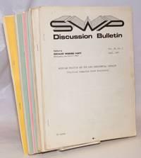SWP discussion bulletin, vol. 26, No. 1-12 (July-October 1967)