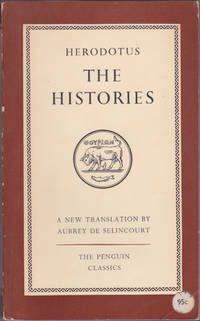 image of The Histories, a New Translation by Aubrey de Selincourt (Penguin Classics, L34)