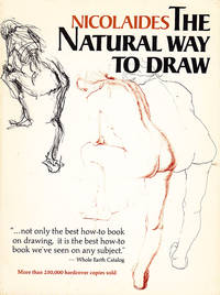 image of Nicolaides The Natural Way to Draw: A Working Plan for Art Study