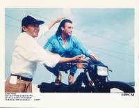 image of Hard Target (Original photograph from the set of the 1993 film)