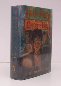 Harry Potter and the Goblet of Fire. Illustrations by Mary Grandpre. [First US Edition]....