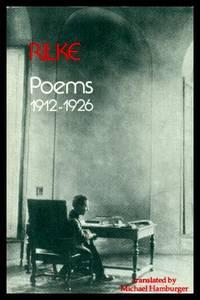 RILKE POEMS 1912 - 1926