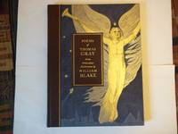 image of Poems of Thomas Gray. With Watercolour Illustrations by William Blake. Commentary by Irene Tayler.TWO VOLUME SET. LIMITED EDITION.
