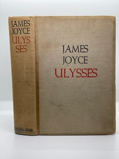 MADELEINE L'ENGLE'S copy of ULYSSES...