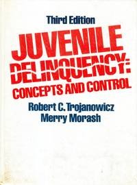 Juvenile Delinquency: Concepts and Control (3rd edition)