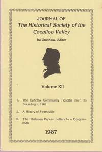 Journal of the Historical Society of the Cocalico Valley, Vol XII