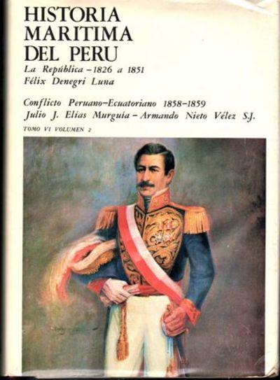 Lima: Instituto de Estudios Marítimo-Historicos del Peru, 1976. Hardcover. Very good. 678pp. Textbl...