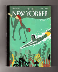The New Yorker - August 1, 2016. Arizona - Swing?; Luis Barragán; Guantánamo; Christopher Street Portfolio (Transgender); 79.5; Hadestown; Barry Blitt Sketchbook; Joshua Ferris Fiction; Small Mouth Sounds