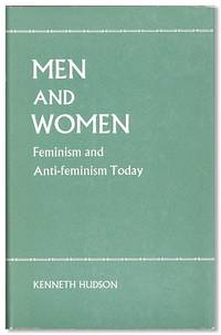 image of Men and Women: Feminism and Anti-Feminism Today