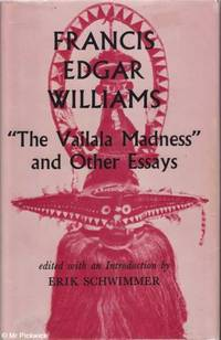 The Vailala Madness and Other Essays