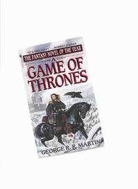 A Game of Thrones -Book One of A Song of Ice and Fire -by George R R Martin  ( Volume 1 ) by   George R R (signed) ( George Raymond Richard Martin ) - Paperback - Signed First Edition - 1997 - from Leonard Shoup  (SKU: 162587)