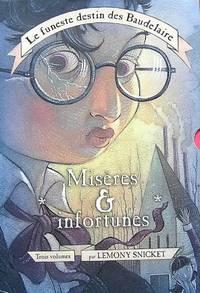 image of Misères & infortunes Volumes 4-5-6