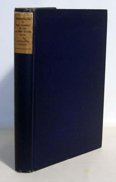 Cambridge, Mass.: The Riverside Press, 1906. Limited First Edition. Good+ in dark blue cloth covered...