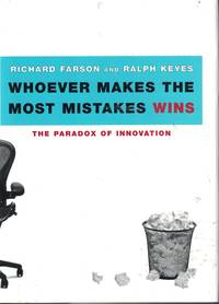image of Whoever Makes The Most Mistakes Wins The Paradox of Innovation