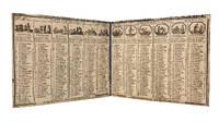 Almanach de Cabinet. Année 1812. Age du Monde 5812