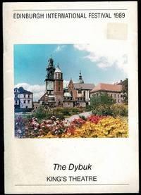 image of The Dybuk: King's Theatre Programme - Edinburgh International Festival 1989